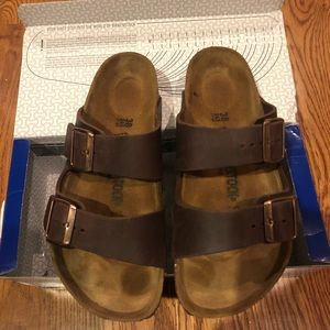 Birkenstock Arizona habana 7 medium u